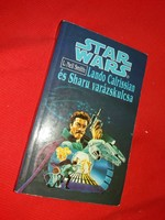 STAR WARS könyv Lando Calrissian és a Sharo varázskucsa Fanoknak, gyűjtőknek