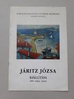 Járitz Józsa - catalog