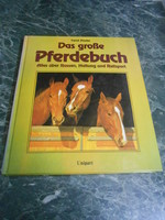 Carol Foster: Das grosse Pferdebuch Nagy lovaskönyv 29*25*2 cm