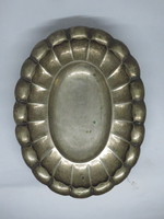 Pesti ezüst art deco kínáló