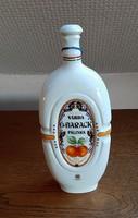 4542 - Hollóházi pálinkás butella