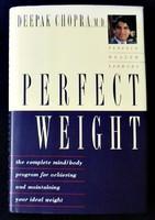 Deepak Chopra: Perfect Weight