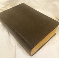 Szent Biblia - Ó és Új Szövetség - Károli 1875
