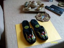 Kinai papucs ,2 pár