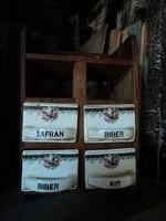 Gránit fűszertartó