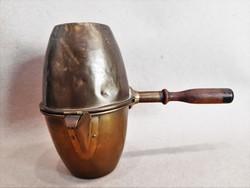 Ritka antik Potsdam Boiler (orosz tojás) kévéfőző készülék