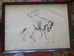 Szalay Lajos grafika