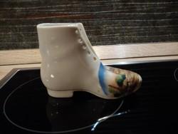 Porcelán cipő 9 cm