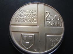 Festők sor 200 forint 1970 Szinyei Merse Pál