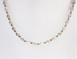 Fehér arany nyakék (ZAL-Au99974)