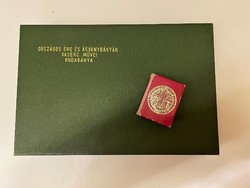 Rudabánya minikönyv és ásványgyűjtemény -1976