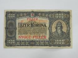 1000 Korona 1923 EF
