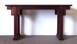 1F744 Keleti orientalista tálaló asztal 41 x 156 cm