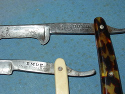Old solingen labeled razor 2 pieces !!!