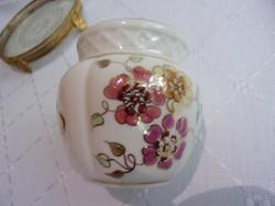 Zsolnay kicsi kaspó/váza