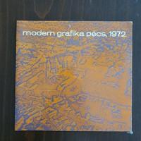 Modern Grafika Pécs, 1972
