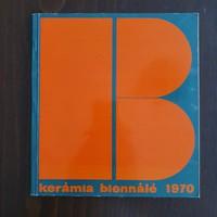 II.Kerámia Biennálé 1970