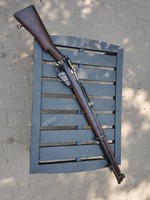 Angol 1917-es Enfield MKIII puska hatástalanítva