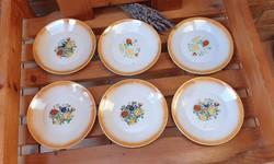 Zsolnay Sütemény tányér