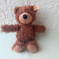 Steiff teddy bear, teddy bear, charly type number: (012891)