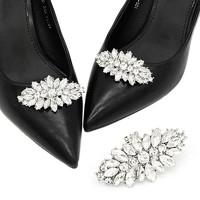 Esküvői, menyasszonyi, alkalmi cipődísz, cipőklipsz ES-CK11