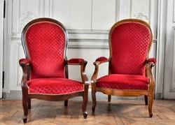 2 pcs. Armchair