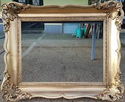 Antik restaurált keret 60x80 cm