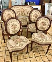 Neoclassical salon set (5pcs.Os)