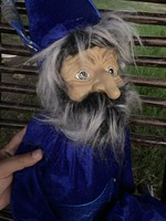 Craft lifelike puppet large puppet puppet 120 cm. Wizard toy baby old retro vintage
