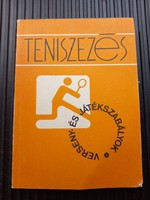 Teniszezés szabályai-1995-os retro kiadás