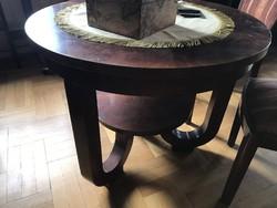 Thonet kihúzható asztal
