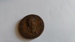 Imperiator nerva cézar uralkodott  96-98 -ig római  veret sertertius