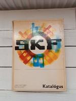 SKF 7200. sz. csapágykatalógus_1970
