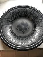 Karcagi tányér kerámia