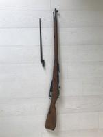 Moszin - Nagant (M 1891/30) típusú hatástalanított puska