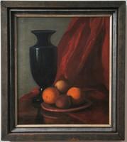 Mund Hugó (1892-1961) Narancs csendélet