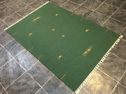 KELIM / KILIM kézi szövésű gyapjú szőnyeg, 116 x 178 cm