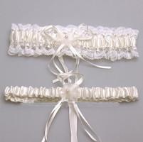 Esküvői, menyasszonyi harisnyakötő szett ES-HK25-1f