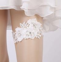 Esküvői, menyasszonyi harisnyakötő ES-HK27