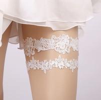 Esküvői, menyasszonyi harisnyakötő ES-HK12F