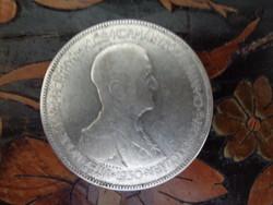 HORTHY EZÜST 5 PENGŐ 1930