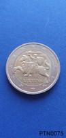 Litvánia forgalmi 2 euro 2015 (BU) VF