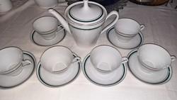Cmielow made in poland porcelain tea set