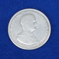 Horthy Miklós, ezüst 5 pengő, 1930. KORABELI, NEM UTÁNVERET!
