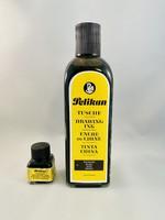 Régi Pelikan fekete tus tinta szett