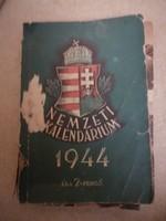 Nemzeti kalendárium 1944