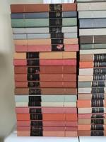 Világirodalom remekei 81 db könyv