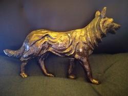 Bronz farkas/kutya 3,8kg!!