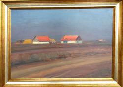 Chiovini Ferenc (1899 - 1981): Élet a tanyán