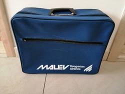 MALÉV bőrönd